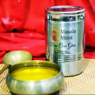 Desi Cow Ghee from Punjab by MasalamOnk Homemade