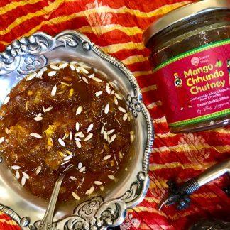 Mango Chhundo Chutney - online