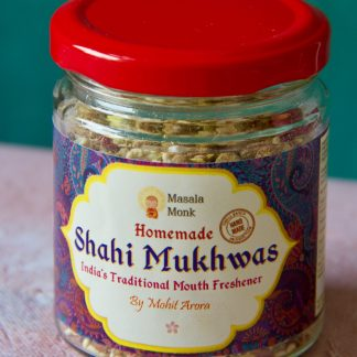 Homemade mouth refreshing Shahi Mukhwas by Masala Monk